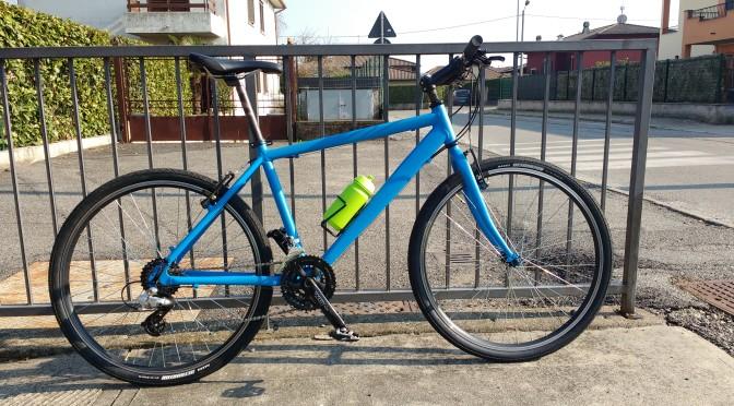 Carolina-city, la bike per la strada!