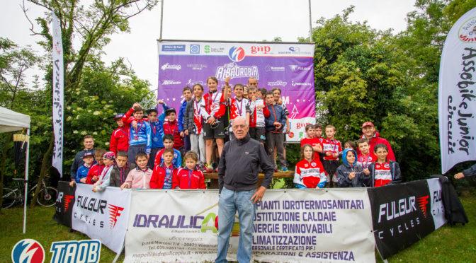 Trofeo G. Zagni A.M. per il Team Alba Orobia Bike